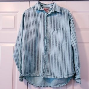 Other - Vintage Santana Collection Miami Vice Button Up L